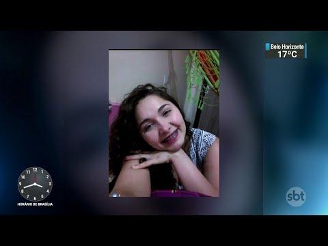 Polícia procura namorado de jovem encontrada morta dentro de casa | SBT Notícias (04/08/18)