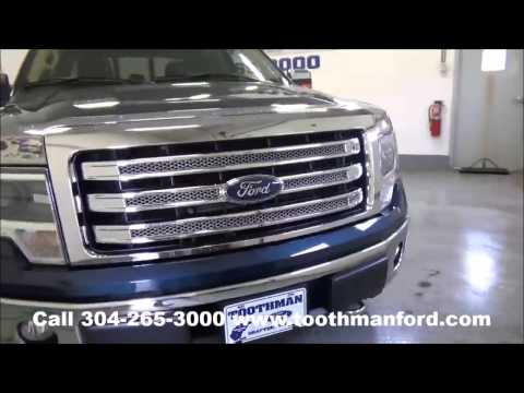 Used Ford F-150 King Ranch for sale, Morgantown WV, Toothman Ford, 304-265-3000