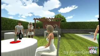 Моя свадьба в игре Avakin Life♡♡♡☆☆☆★★★☆☆☆