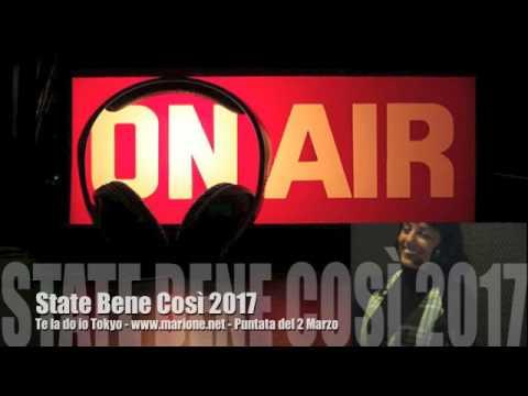 State Bene Così - 02/03/2017 (David Rossi, Tele Torre)