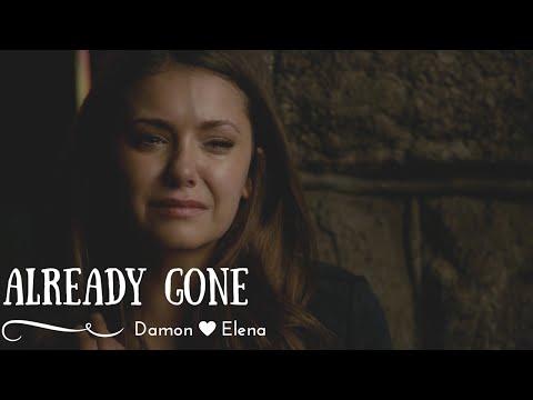 Damon and Elena - Already gone
