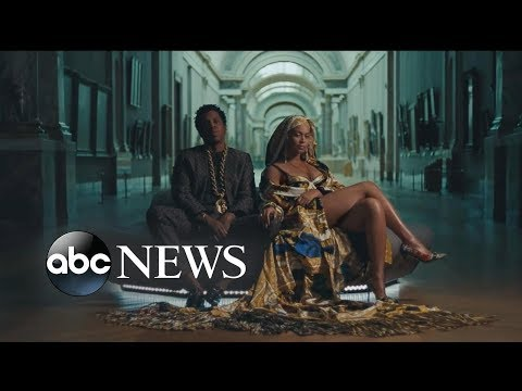 Superstar couple Jay-Z, Beyonce release new joint album