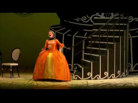 """Florida Grand Opera, The Barber of Seville, """"Una voce poco fa"""""""