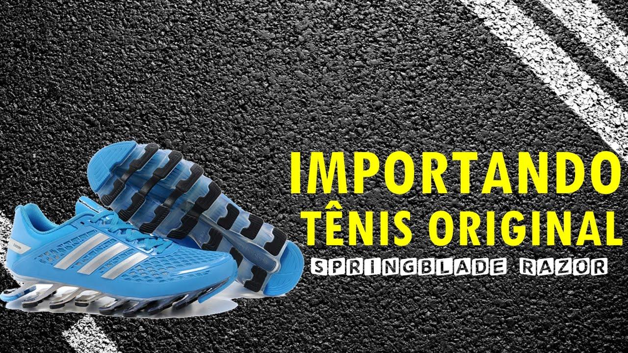 1a07a3ef Como Importar Tênis de Marca Original dos Estados Unidos EUA - Adidas