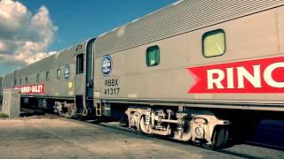 Circus Train Final Run To Miami.