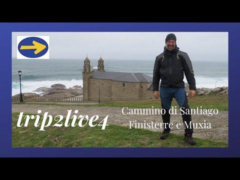 Cammino Da Santiago Finisterre Muxia E Ritorno