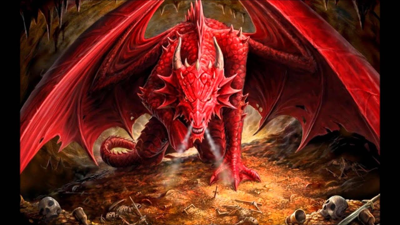 Dnd Red Dragon: Dungeons & Dragons OST
