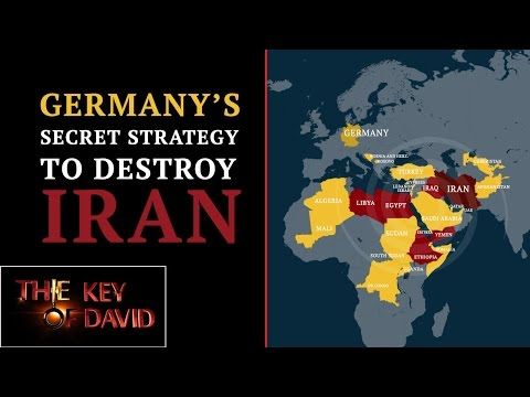 Germany's Secret Strategy to Destroy Iran