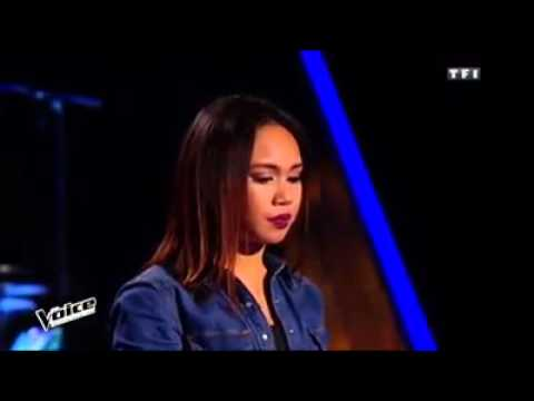 lica the voice france 2016 youtube. Black Bedroom Furniture Sets. Home Design Ideas
