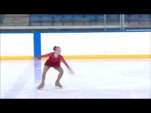 Elise Holt Ontario Winter Games 2014