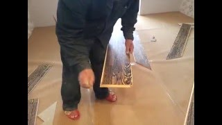 Ровный пол без порожков, как их НЕ делать. Инструкция(, 2016-01-04T16:44:21.000Z)