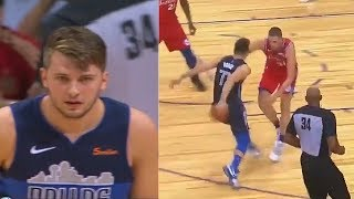 Luka Doncic MAKES THE HAWKS REGRET TRADING HIM FOR TRAE YOUNG IN DRAFT! Mavericks vs Sixers