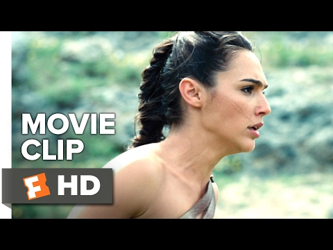 Wonder Woman Movie Clip - You