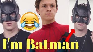 Tom Holland Latest Funny Moments - Part 2 - Try Not to Laugh - 2017