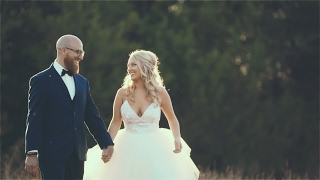 Story of Love, Hope and Grace {Oklahoma wedding video}