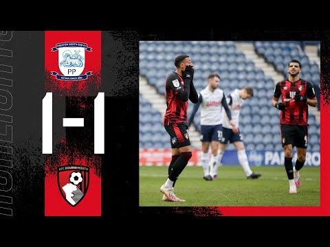 Preston Bournemouth Goals And Highlights