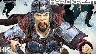 Total War Three Kingdoms   прохождение   Hardcore   Гунсунь Цзань 4 Цена свободы