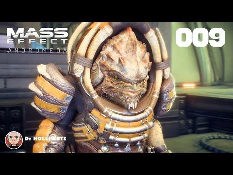 Mass Effect: Andromeda #009 - Das Reliktgewölbe [PS4] Let's play Mass Effect