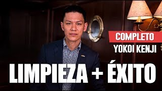 LIMPIEZA + PROSPERIDAD | CONFERENCIA COMPLETA (Jóvenes) | YOKOI KENJI thumbnail