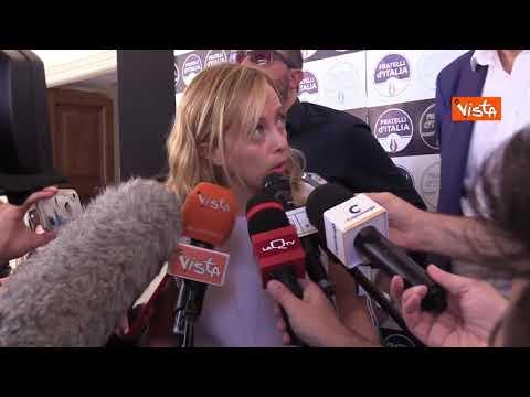 Giorgia Meloni: Quello che il Governo sta facendo in queste ore sul tema della immigrazione è folle