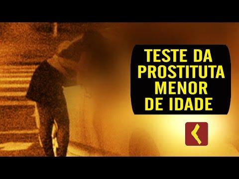 TESTE DA PROSTITUTA MENOR DE IDADE