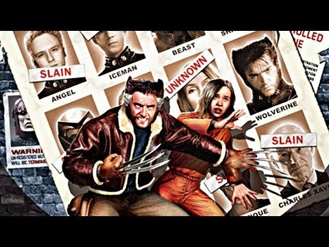Wolverine XMEN DAYS OF FUTURE PAST Time Travel Explained