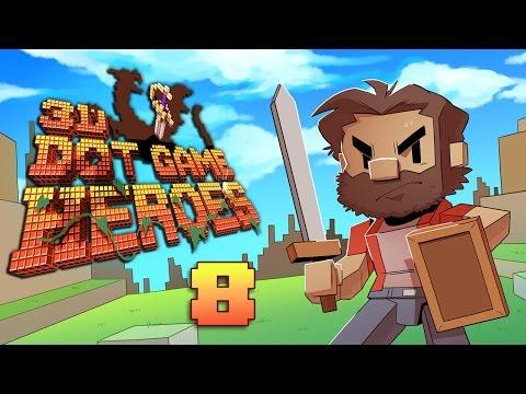 Super 3D Bros. #8 - QUIVER ME TIMBERS