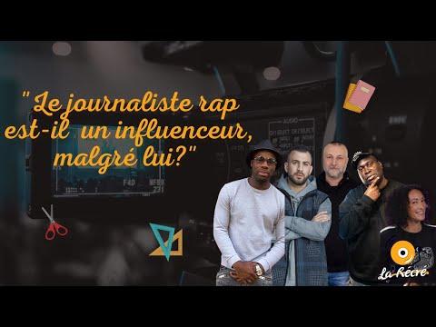 Youtube: Le journaliste rap est-il devenu un influenceur? #RaphaëlDaCruz#ChroniqueurSale#BgArknow#OBG#Grice