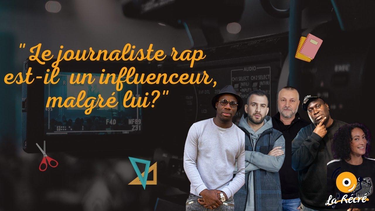 Le journaliste rap est-il devenu un influenceur ? #RaphaëlDaCruz#ChroniqueurSale#BgArknow#OBG#Grice