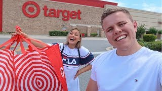 BRITISH COUPLE FIRST TIME IN TARGET... WOW