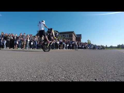Ride4Life at Grand Valley High School