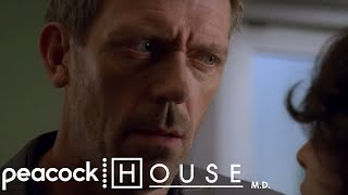 Sharing An Office With Cuddy   House M.D.