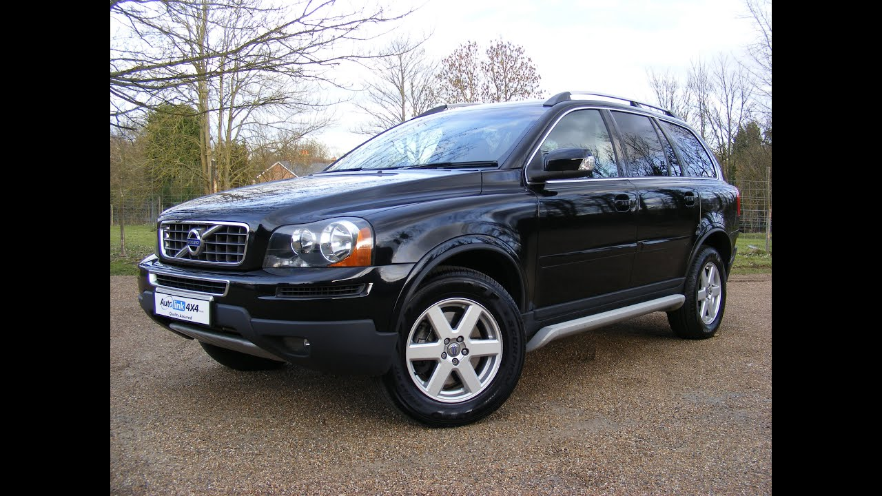 2010 volvo xc90 d5 active awd manual for sale in tonbridge kent youtube. Black Bedroom Furniture Sets. Home Design Ideas
