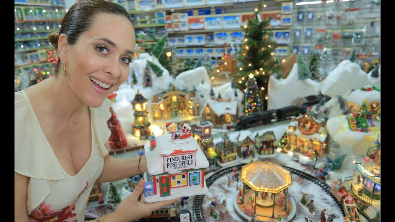 La casita de navidad villas de navidad 2015 casa ideal - La casa de la navidad ...