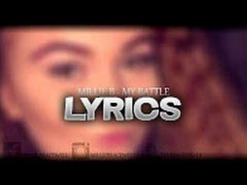 BGMedia | Millie B - My Battle LYRICS