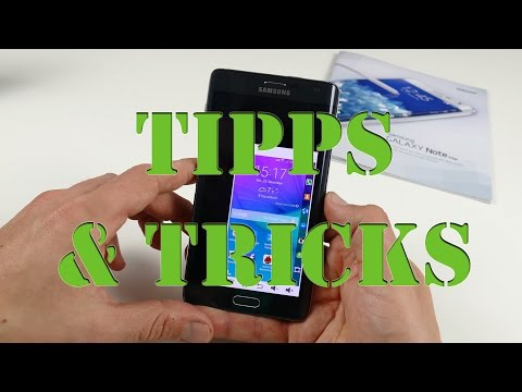 Tipps & Tricks: Samsung Galaxy Note Edge (deutsch) | AppDated