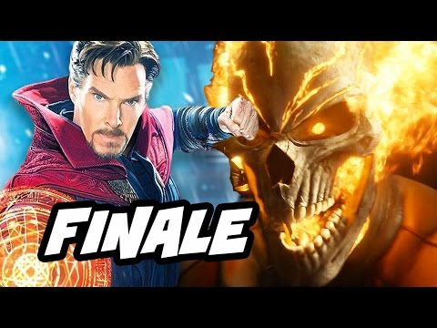 Agents Of SHIELD Season 4 Finale Ghost Rider Ending Scene Explained