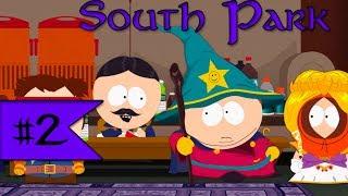 Прохождение South Park: The Stick of Truth — Часть 2: О нет, они убили Батерса!