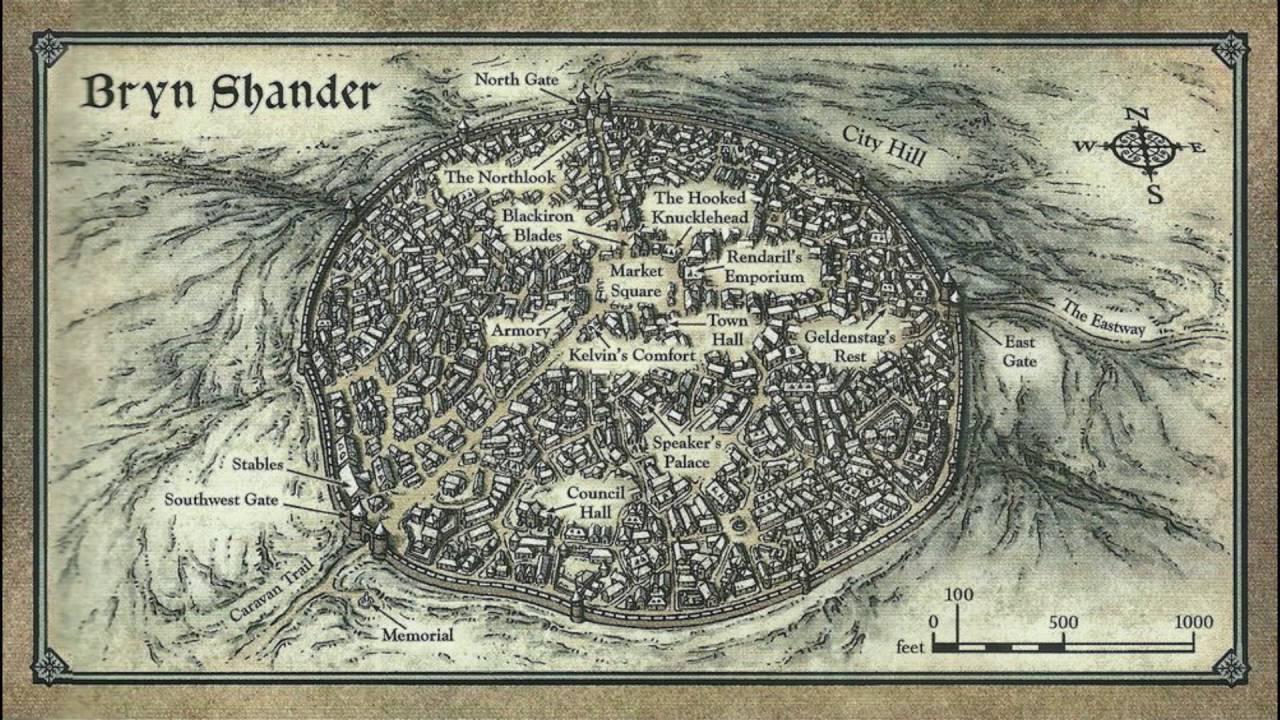 Crush image within storm king's thunder printable maps