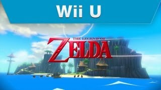 Wii U - The Legend of Zelda: The Wind Waker HD E3 Trailer