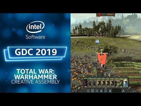 Total War: Warhammer 2 | GDC 2019 | Intel Software