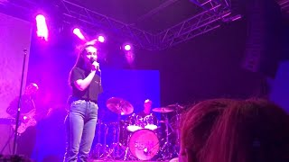 In Vain - Sigrid, Leeds 20th March 2018 Video