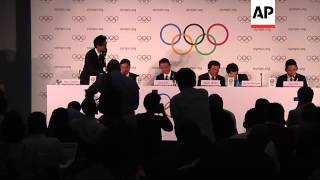 Istanbul, Tokyo and Madrid 2020 Olympic bid presentations