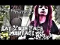 Eat Your Face Montage - Wasteful Consumption Patterns