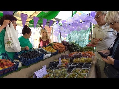 Pershore Plum Festival 2017.    ......1080p hd available setting.