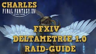 FFXIV 4.0 - Deltametrie 1.0 (Omega Raid) Guide / Deutsch-German