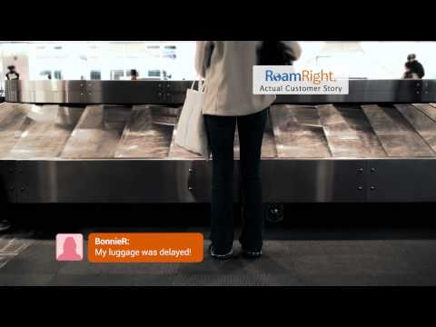 RoamRight Travel Insurance: Lost/Delayed Luggage - Covered
