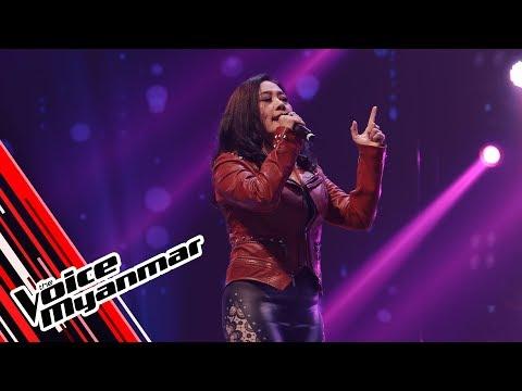 Connie: ေဆး | The Voice Myanmar 2019