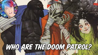Who are The Doom Patrol?
