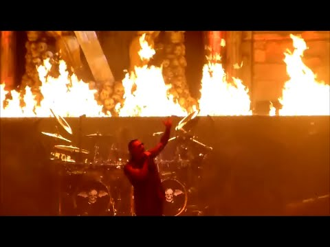 Avenged Sevenfold - Shepherd Of Fire 8/10/2014 LIVE in Houston